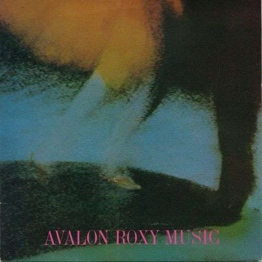 Coverafbeelding Avalon - Roxy Music