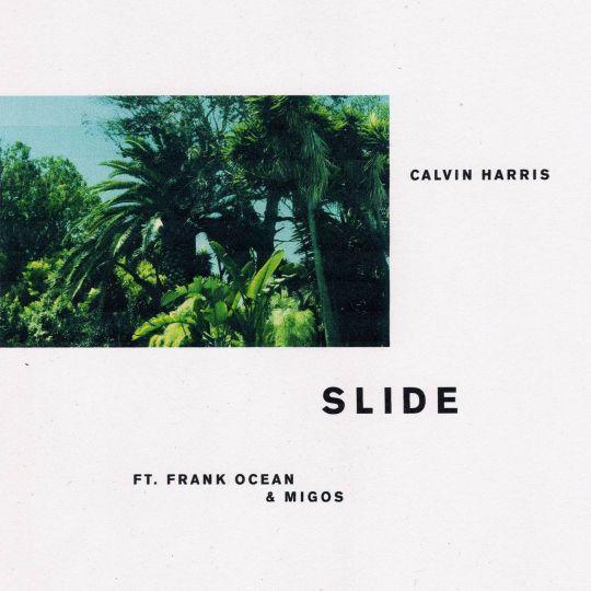 Coverafbeelding Slide - Calvin Harris Ft. Frank Ocean & Migos