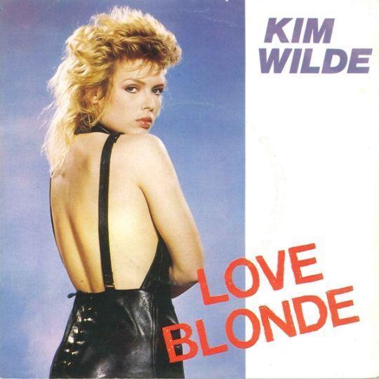Coverafbeelding Love Blonde - Kim Wilde