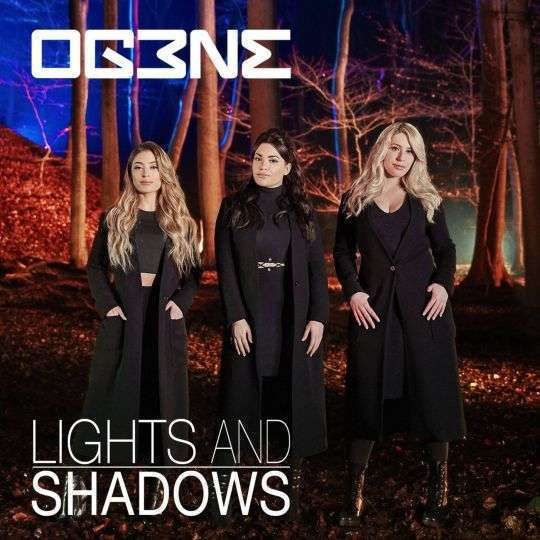 Coverafbeelding Og3ne - Lights and shadows