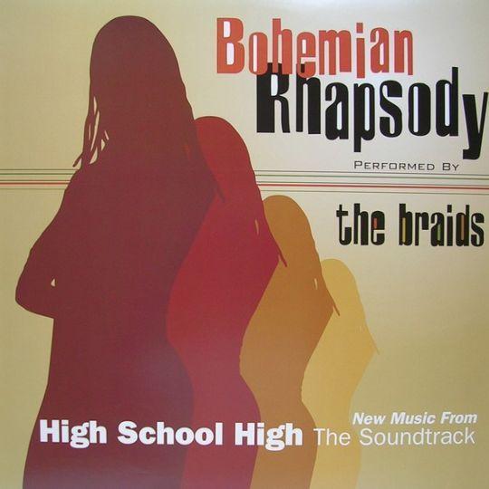 Coverafbeelding The Braids - Bohemian Rhapsody