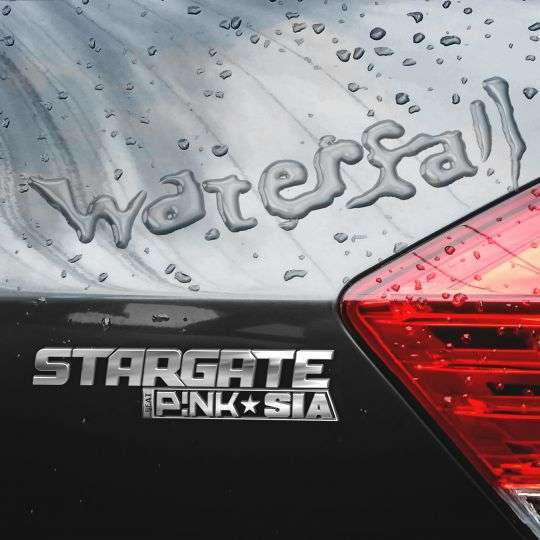Coverafbeelding Waterfall - Stargate Feat P!nk & Sia
