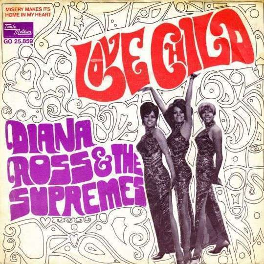 Coverafbeelding Diana Ross & The Supremes - Love Child