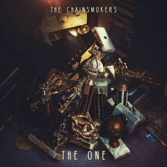 Coverafbeelding The Chainsmokers - The one