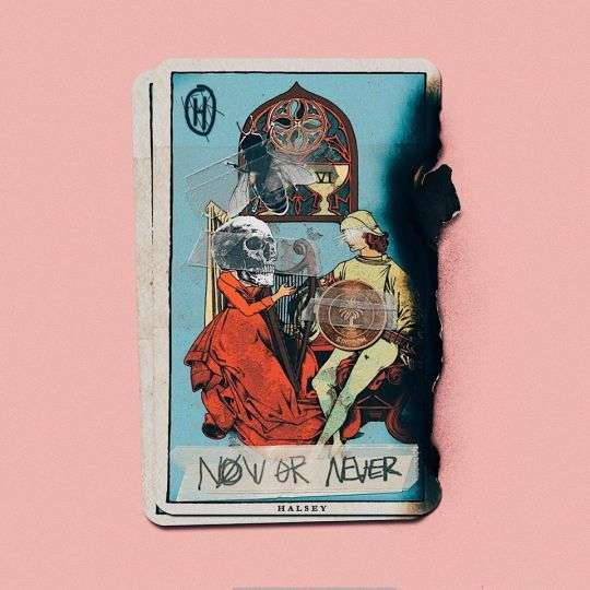 Coverafbeelding Halsey - Now or never