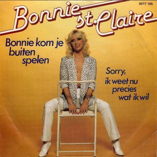 Coverafbeelding Bonnie Kom Je Buiten Spelen - Bonnie St. Claire