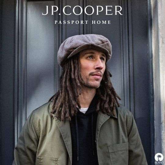 Coverafbeelding Passport Home - Jp. Cooper