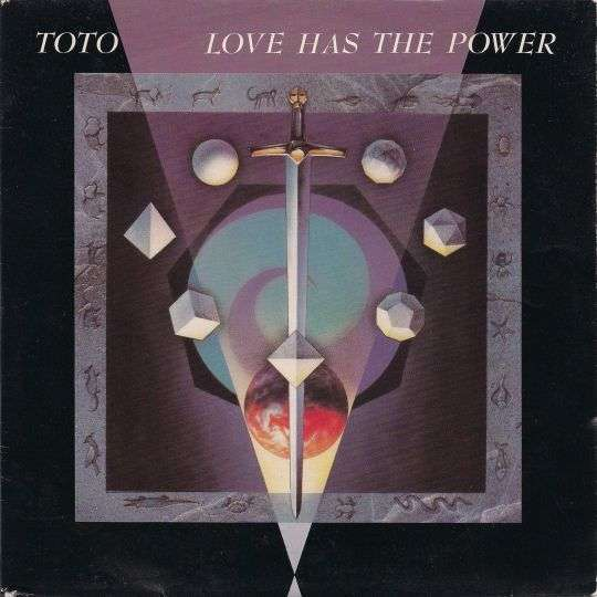 Coverafbeelding Love Has The Power - Toto