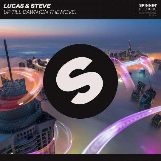 Coverafbeelding Up Till Dawn (On The Move) - Lucas & Steve