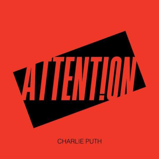 Coverafbeelding Attent!on - Charlie Puth
