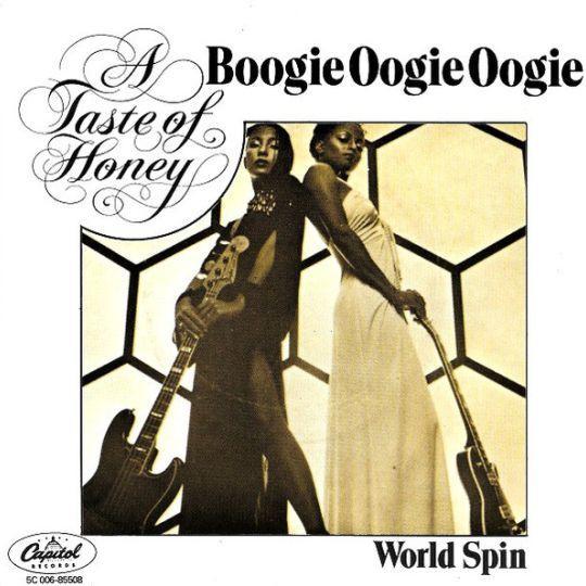 Coverafbeelding A Taste Of Honey - Boogie Oogie oogie