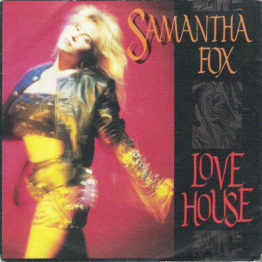 Coverafbeelding Samantha Fox - Love House