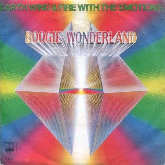 Coverafbeelding Boogie Wonderland - Earth Wind & Fire With The Emotions