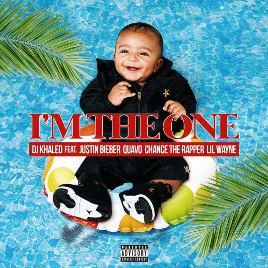 Coverafbeelding I'm The One - Dj Khaled Feat. Justin Bieber & Quavo & Chance The Rapper & Lil Wayne
