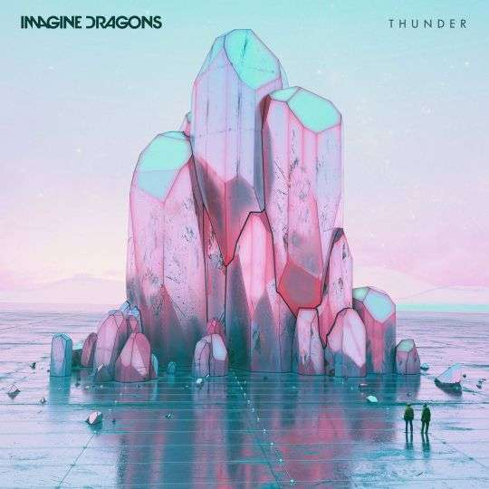 Coverafbeelding Thunder - Imagine Dragons