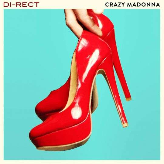 Coverafbeelding Crazy Madonna - Di-rect