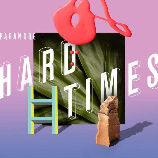 Coverafbeelding Hard Times - Paramore