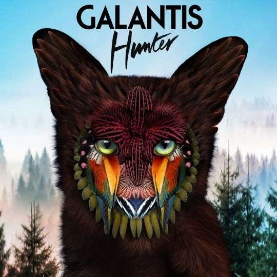 Coverafbeelding Hunter - Galantis