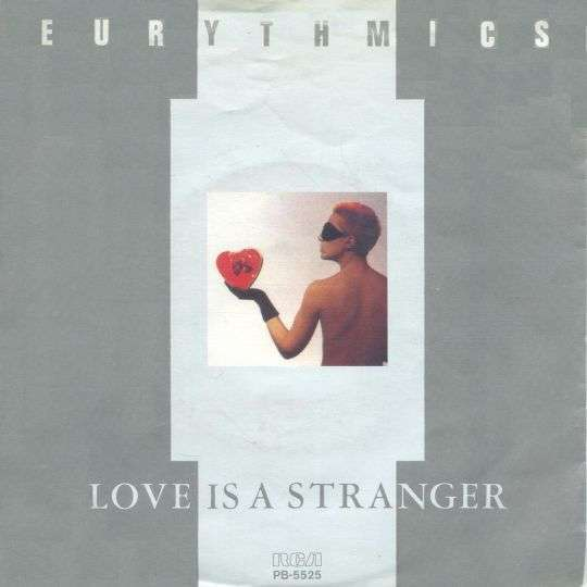Coverafbeelding Love Is A Stranger - Eurythmics