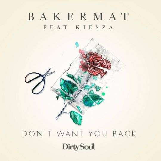 Coverafbeelding Bakermat feat Kiesza - Don't want you back