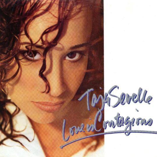 Coverafbeelding Taja Sevelle - Love Is Contagious