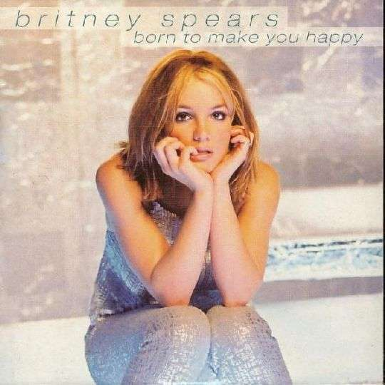 Coverafbeelding Born To Make You Happy - Britney Spears