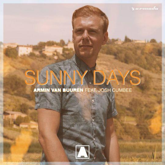 Coverafbeelding Sunny Days - Armin Van Buuren Feat. Josh Cumbee