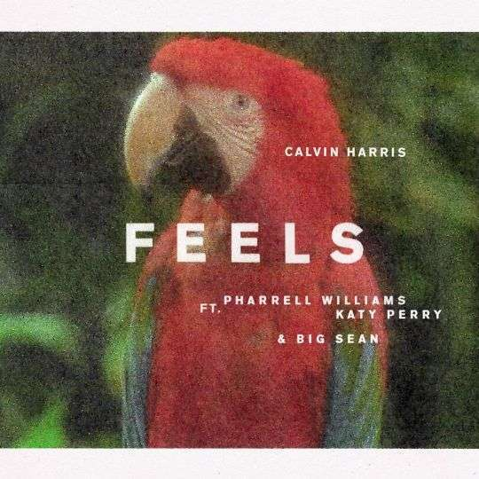 Coverafbeelding Feels - Calvin Harris Ft. Pharrell Williams & Katy Perry & Big Sean