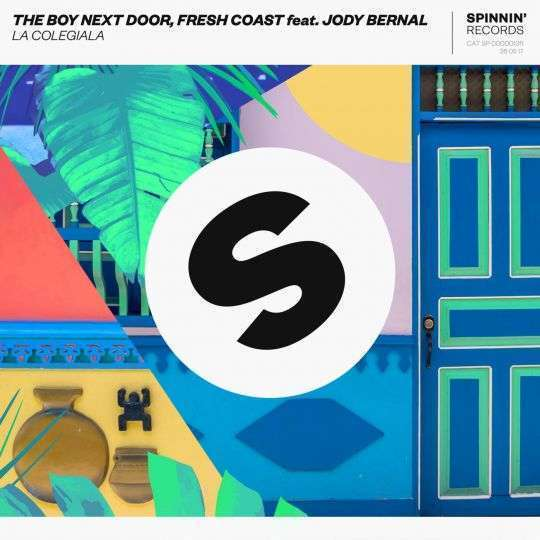 Coverafbeelding The Boy Next Door, Fresh Coast feat. Jody Bernal - La colegiala