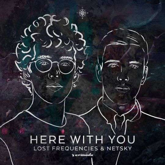 Coverafbeelding Lost Frequencies & Netsky - Here with you