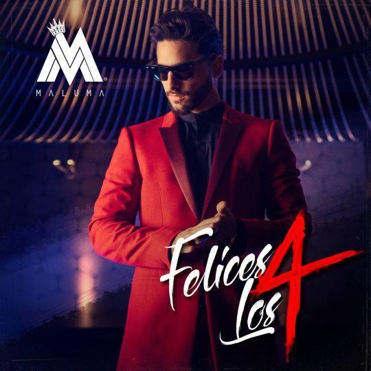 Coverafbeelding Felices Los 4 - Maluma