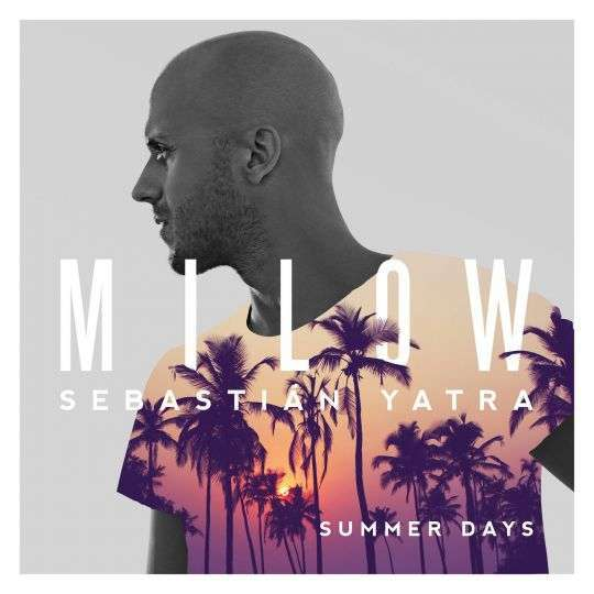Coverafbeelding Summer Days - Milow & Sebastián Yatra