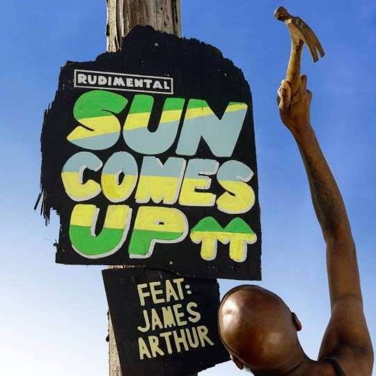 Coverafbeelding Sun Comes Up - Rudimental Feat: James Arthur