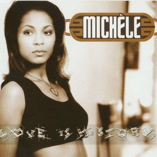 Coverafbeelding Michèle - Love Is History