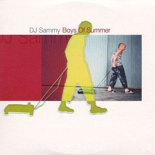 Coverafbeelding Boys Of Summer - Dj Sammy