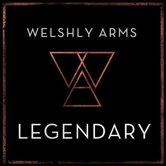 Coverafbeelding Welshly Arms - Legendary