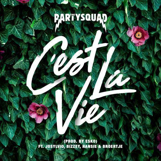 Coverafbeelding C'est La Vie - The Partysquad Ft. Josylvio, Bizzey, Hansie & Broertje