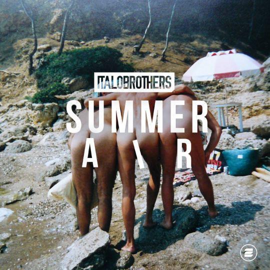 Coverafbeelding ItaloBrothers - Summer air