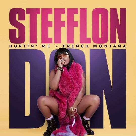 Coverafbeelding Hurtin' Me - Stefflon Don & French Montana