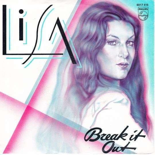 Coverafbeelding Break It Out - Lisa ((Boray))