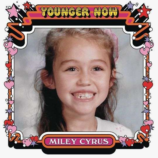 Coverafbeelding Younger Now - Miley Cyrus