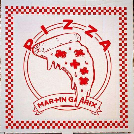 Coverafbeelding Pizza - Martin Garrix