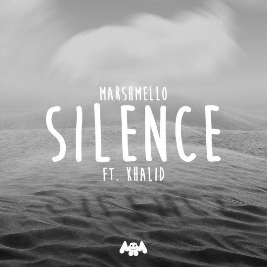 Coverafbeelding Silence - Marshmello Ft. Khalid