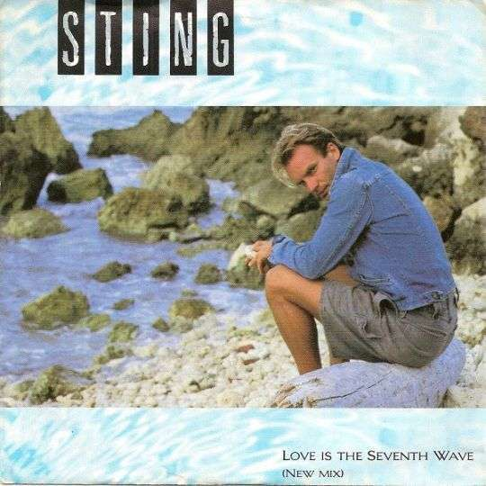 Coverafbeelding Love Is The Seventh Wave (New Mix) - Sting