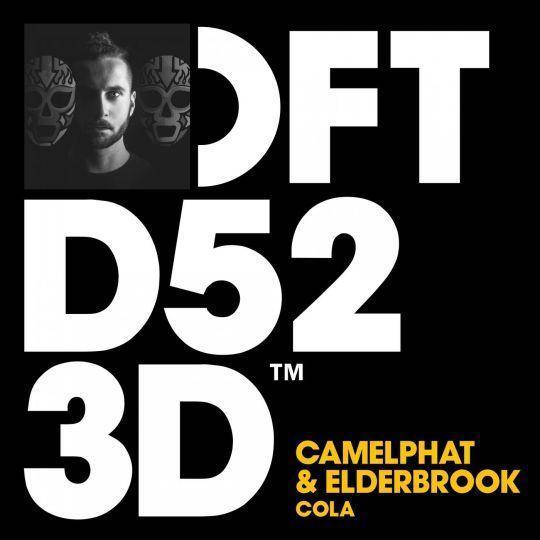 Coverafbeelding CamelPhat & Elderbrook - Cola
