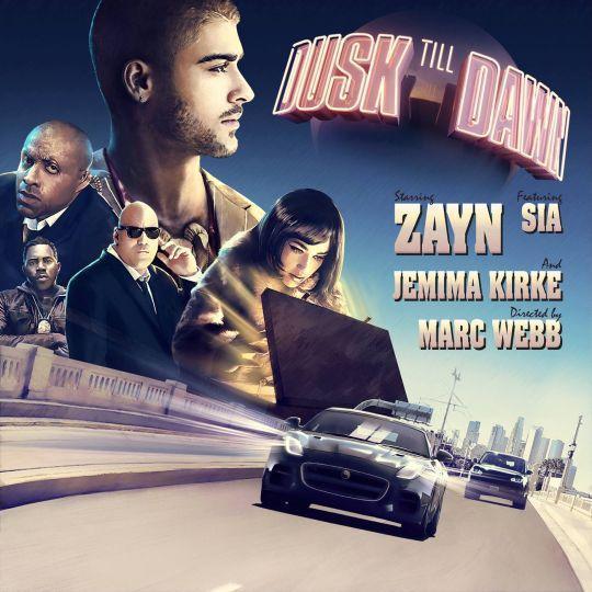 Coverafbeelding Dusk Till Dawn - Zayn Featuring Sia