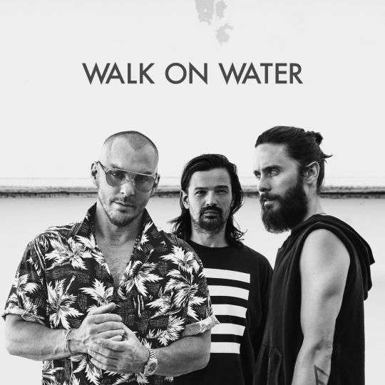 Coverafbeelding Walk On Water - 30 Seconds To Mars