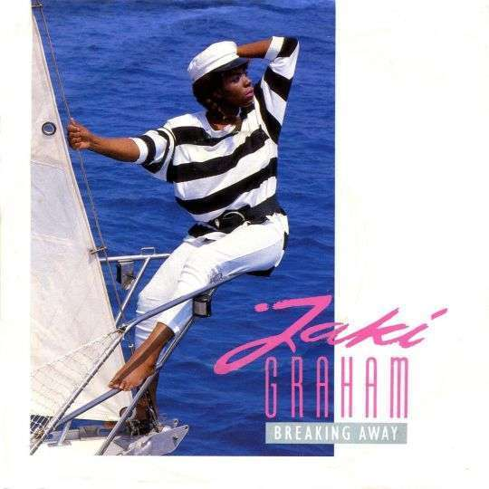 Coverafbeelding Breaking Away - Jaki Graham