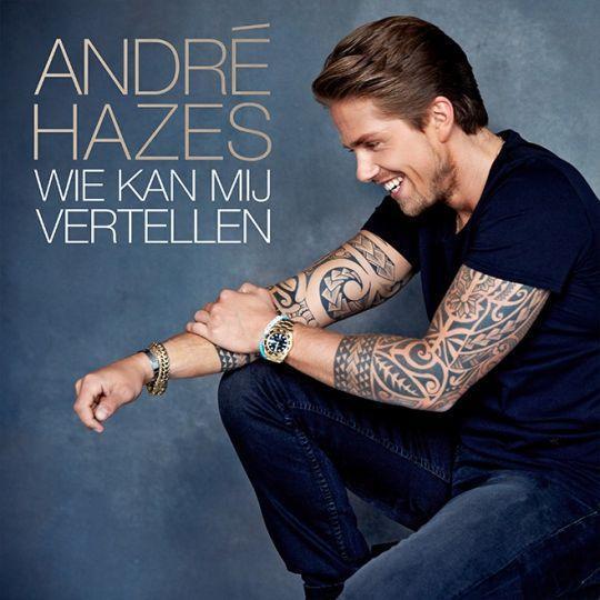 Coverafbeelding Wie Kan Mij Vertellen - André Hazes ((Jr.))