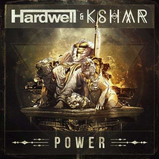 Coverafbeelding Power - Hardwell & Kshmr